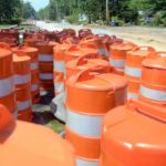 Culvert replacement set for Sandy Point Road