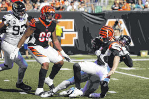 Jaguars keep Bengals winless
