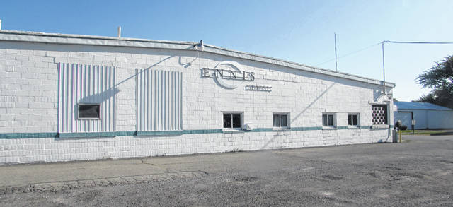 Pictured is the Ennis plant in Leipsic that will close within the next few months.