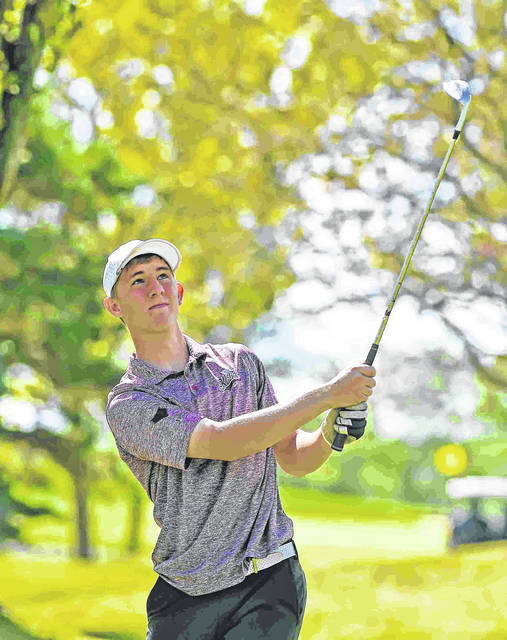 Kalida's Josh Recker has played at state before and he, along with his teammates, are hoping for a strong showing in Columbus Friday and Saturday.