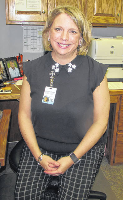 Kim Rieman, Putnam County's health commissioner, has added the title of director of Putnam County HomeCare & Hospice to her duties.