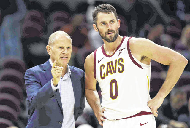 New school: Beilein leaves college to teach young Cavs