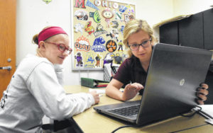 Can career counselors persuade today's youth to stay in Allen County? OMJ tests idea