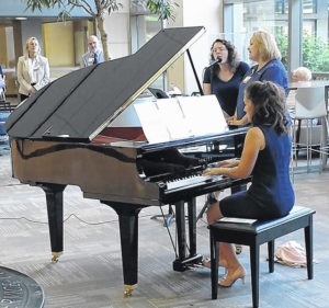 St. Rita's explores music therapy