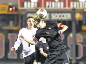 Boys soccer: Shawnee heads to districts