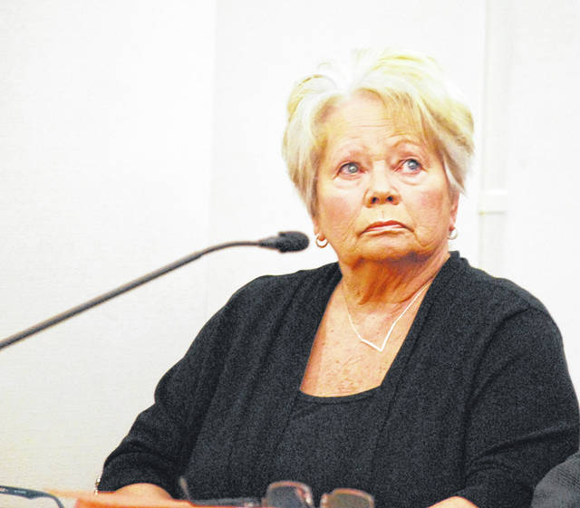 Susan Barnett, the former chief deputy of the civil division of the Lima Clerk of Courts office, was sentenced Friday to three years in prison for stealing more than $330,000 from the city over a period of 15 years or more.