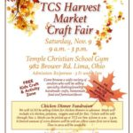 Temple Christian School hosting market and craft fair