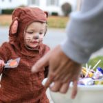 Trick-or-treat area listings