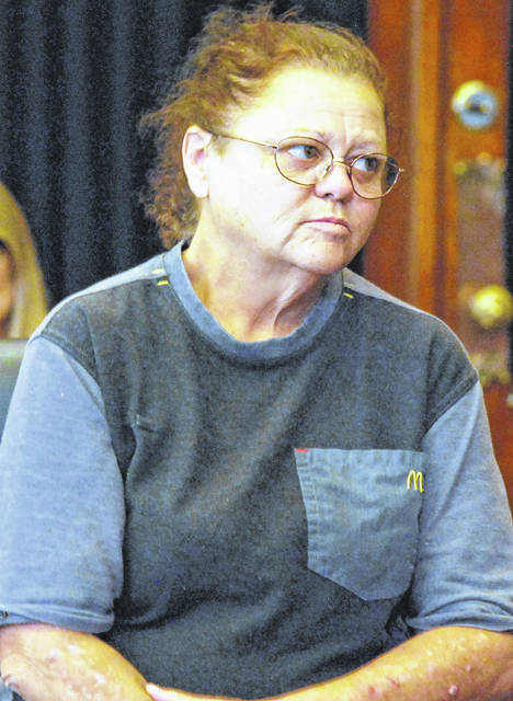 Lisa Evans, a former resident of the Koneta Inn who lost her belongings in a fire there in December, said she hopes Wesley Slaughter gets the help he needs while in prison.