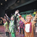 Behind the scenes of Lima region's community theater