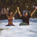 Get This: Hawaii man proposes to girlfriend while surfing