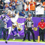 Vikings overcome 20-0 deficit to stun Broncos; Ravens roll