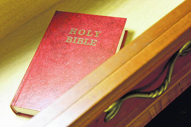 Due to slackening demand for bibles, the Philadelphia plant that printed Gideons Bibles for decades is shutting down.
