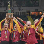 New Bremen wins state Division IV volleyball title