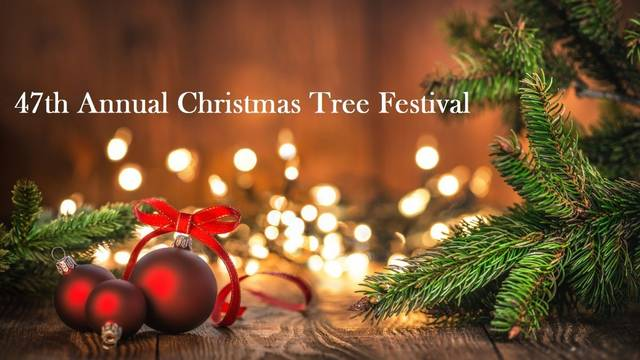 47th Annual Christmas Tree Festival At Allen County Museum