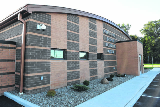 The new Allen County Juvenile Detention Center on Cole Street in Lima. Craig J. Orosz | The Lima News