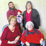Five generations: Fetter family