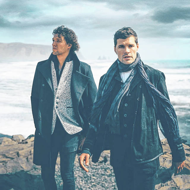 The Christian music duo For King & Country will perform at the Mercer County Fair on Aug. 15.