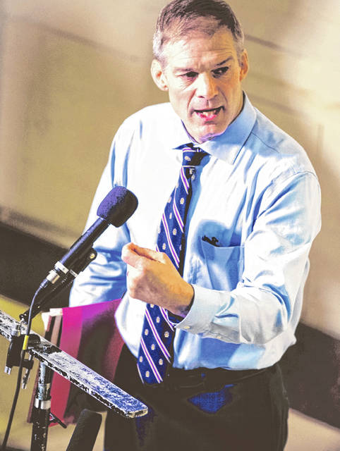 To make their best case, Republicans have moved one of Trump's top defenders, Ohio Rep. Jim Jordan, the top Republican on the House Oversight and Reform Committee, onto the intelligence panel. (AP Photo/Andrew Harnik)