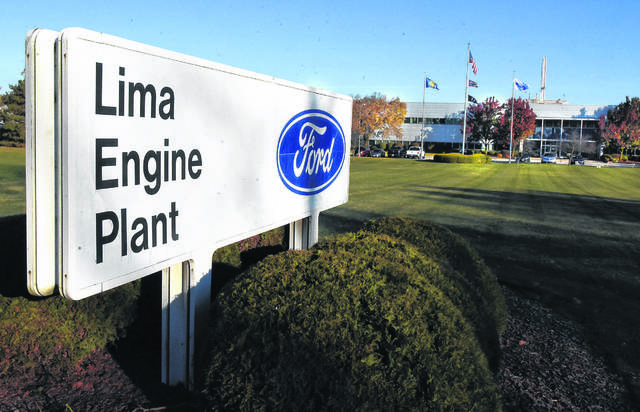 Union employees at the Ford Lima Engine Plant on Bible Road voted on a new contract Thursday.