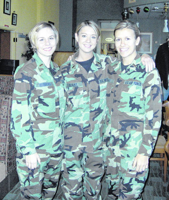 Theresa Schroeder Hageman and other nurses began wearing the Battle Dress Uniform (BDU), or fatigues, after 9/11.