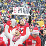 College football: Ohio State streaks past Michigan