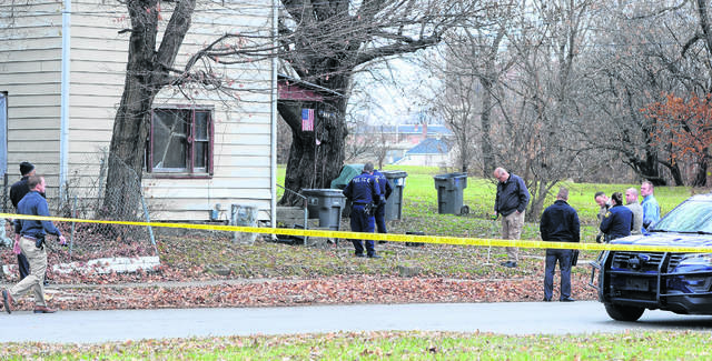 Lima Police Department was on the scene of a shooting at 948 S. Reese Ave. on Tuesday around 3:50 p.m.