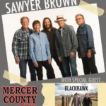 Sawyer Brown to perform at Mercer County Fair