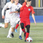 Wellington downs Bluffton in soccer state championship