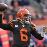 Browns' Mayfield not fueled by college rift with Cards coach
