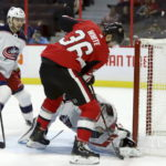 Duclair's hat trick sends Sens past Blue Jackets 4-3 in OT