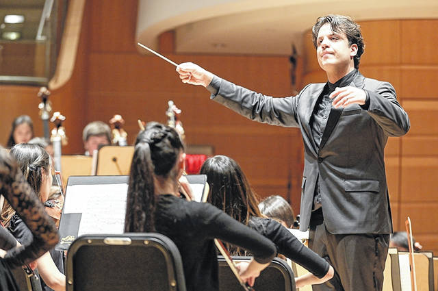 Roger Kalia is currently working as an assistant conductor with the Pacific Symphony and serves as music director for the Orchestra Santa Monica and the Symphony New Hampshire.