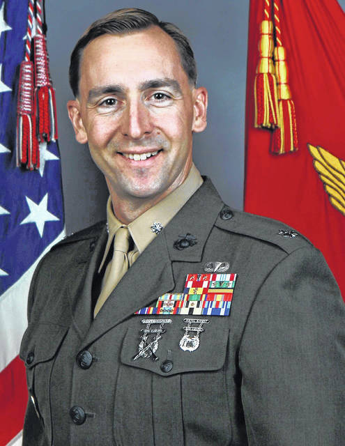 U.S. Marine Corps Lt. Col. Brian P. Huysman, a Delphos native, was recently appointed to command the Wounded Warrior Battalion (West) in California.