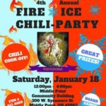 Whitehorse Biker Church hosting 4th annual Fire and Ice Chili Party