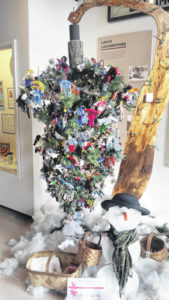 Fun for everyone at Christmas Tree Festival