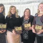 Allen County Clerk of Courts' team recognized