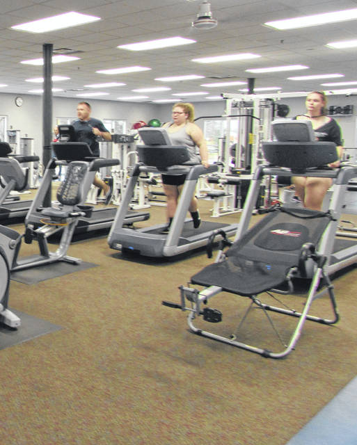 Never Too Late To Get Fit The Lima News