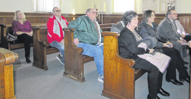 Putnam County village and county officials met Thursday for a meeting on capital improvement project funding.