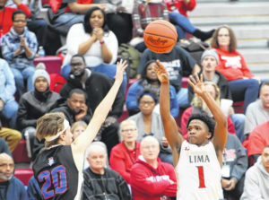 Boys basketball: Lima Senior remains unbeaten with 75-48 victory