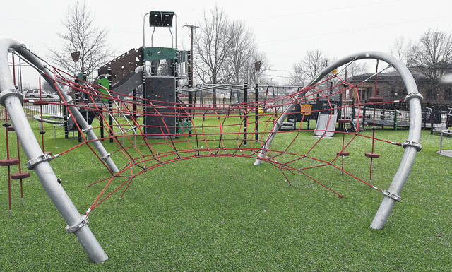 Lincoln Park is now home to an inclusive playground.