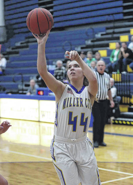 Girls basketball: Ottoville staves off Miller City
