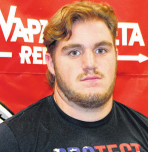 Wapak's Shroyer wins state honors