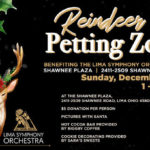 Lima Symphony Orchestra offering reindeer petting zoo fundraiser