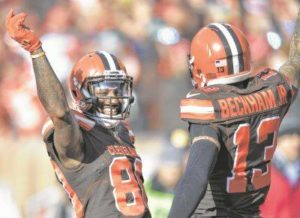 Landry: OBJ not looking to bolt Browns