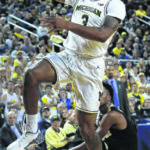 Simpson suspended for Michigan's next game