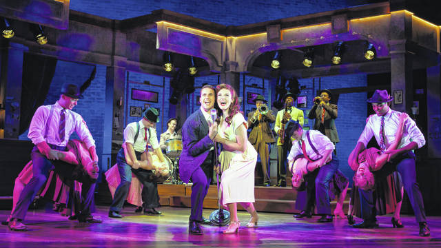 """Three-time Tony Award-winning Broadway show """"Bandstand"""" will be making a mid-week stop at the Niswonger Performing Arts Center in Van Wert on Thursday."""