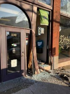 Car crashes into Alter Ego; store to remain open