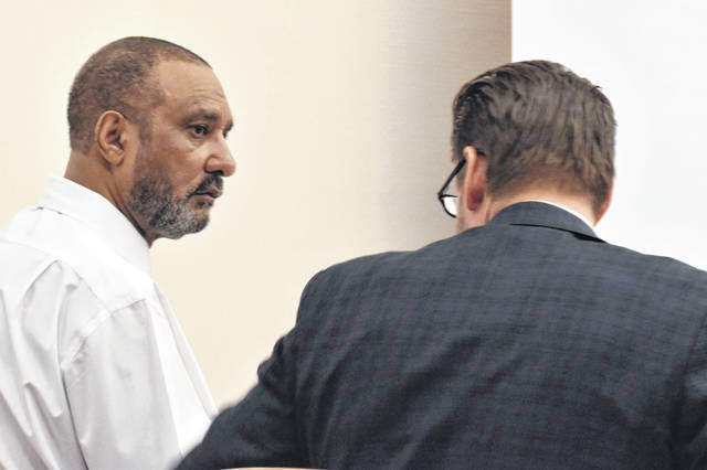 Kenneth Cobb, 60, of Lima, is being tried in the January 2019 shooting death of Branson Tucker at an after-hours joint on St. Johns Avenue in Lima.