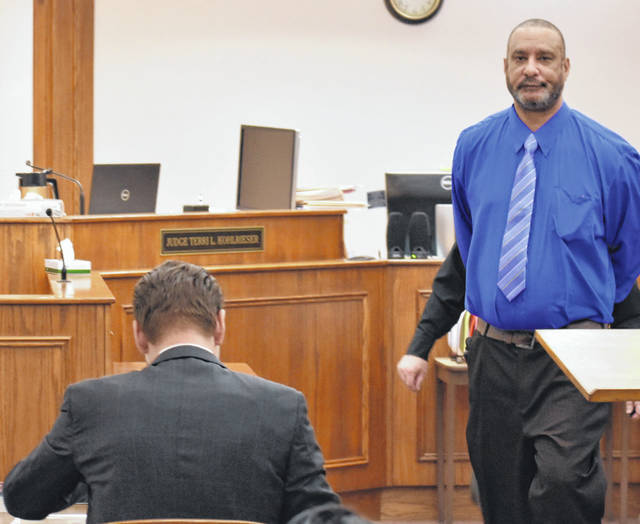 Testimony was scheduled to resume Thursday in the murder trial of Lima resident Kenneth Cobb. Jurors are expected to get the case at some point on Thursday.