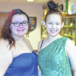 Diva's Den matches girls with prom dresses